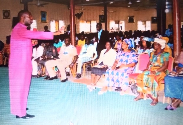 Obiogho We Need God To Overcome Global Challenges 1