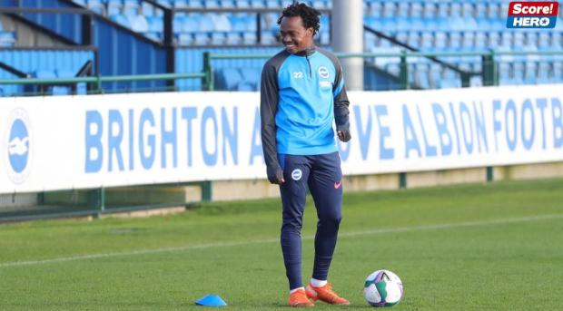 Percy Tau Recalls From Anderlecht Confirmed
