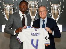 DAVID ALABA REVEAL HE IS NOT TO REPLACE SERGIO RAMOS