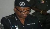 Delta State Commisioner of Police Mr Ikechukwu Aduba