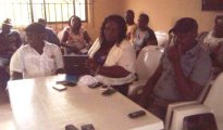 Cross section members of PDP Uvwie chapter