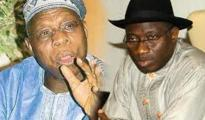 Ex-President Olusegun Obasanjo and President Goodluck Jonathan accused of wasting Nigerian resources