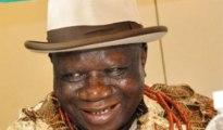 Ijaw Leader, Chief Edwin Clark