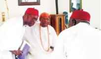 Asaba Monarch, Anioma Indigenes Brainstorm on Producing Anioma Candidate as Gov