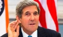 US Secretary, John Kerry