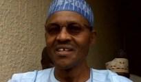 PAC Presidential candidate, Gen Mohammadu Buhari