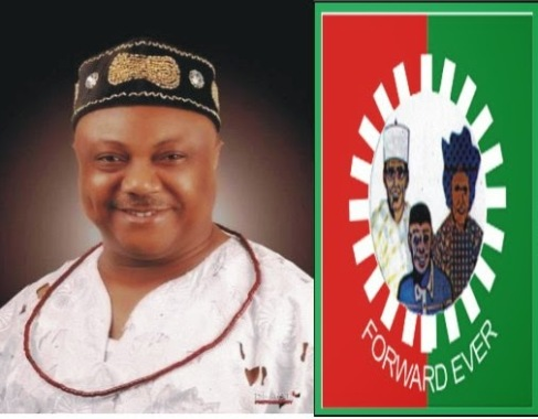 Chief Great Ogboru, Delta State Labour Party Governorship candidate