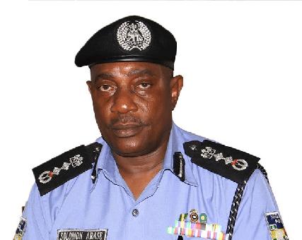 Inspector-General of Police, Mr Solomon Arase