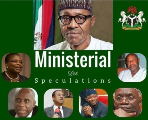MINISTERIAL NOMINEE