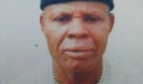 Late Comrade Gomo Oyibokuku Oyiborhoro
