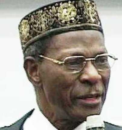Late Chief Gamaliel Onosode