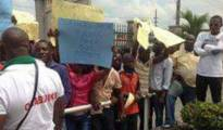 DELTA YOUTHS PROTEST
