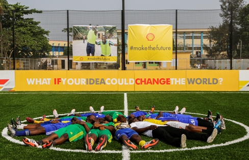 Shell makethefuture Lagos