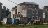 Ex-President Goodluck Jjonathan's cpuntry home,Otuoke