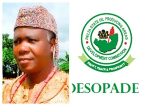 DESOPADEC Chairman, Makinde