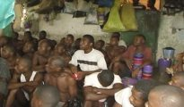 A typical Nigerian prison