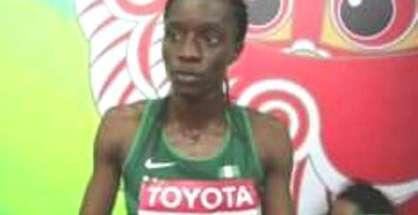 IAAF confirmed ban on Tosin Adeloye