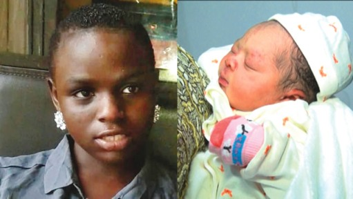 Ese Oruru and her baby still in Police custody