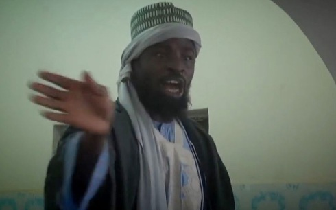 Bok Haram Leader,Abubakar Shekau