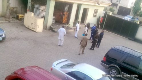 Nigeria Police Storm Premium Times Abuja Office, Arrest Publisher, Journalist