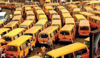 This yellow buses will soon go out of extinction on Lagos roads