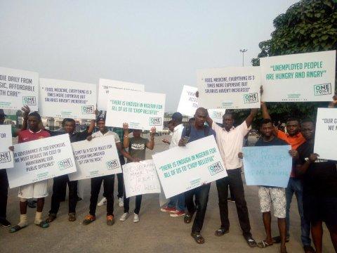 PROTEST LAGOS
