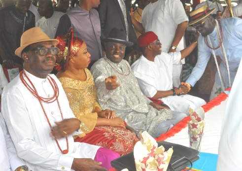 How Ibori's   Presence  Ginger Agbon Kingdom Second Anniversary Celebration (PHOTOS)