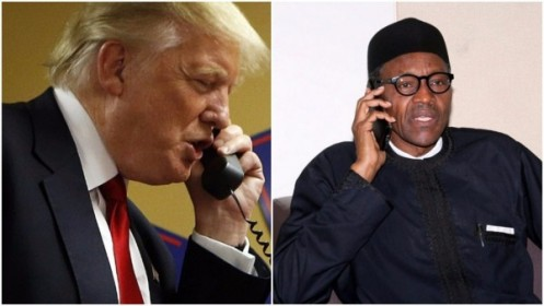 Trump's  Media Aide Confirms   Call To Buhari