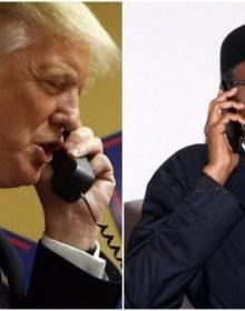 Trump-and-Buhari-on-PHone-600x338