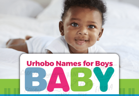 Urhobo Names and Meaning For Male Children