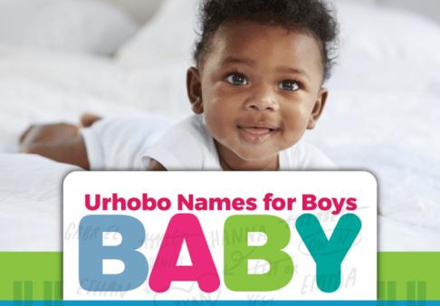 URHOBO BOY NAMES