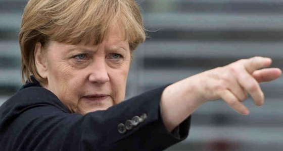 German Chancellor, Angela Markel