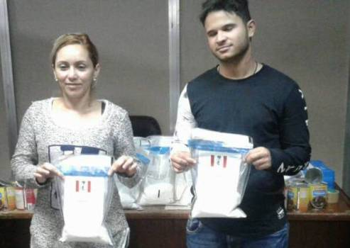 Brazilian Tourists Arrested With Canned Cocaine Worth N310m In Lagos Airport