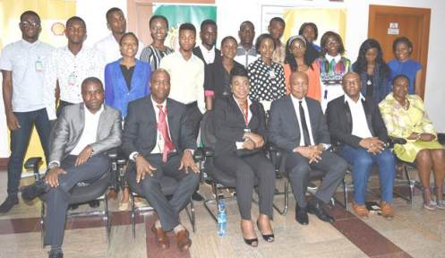 Scholarship: Shell Inducts Top Performing Students Into Mentorship Programme