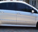 TINTED car