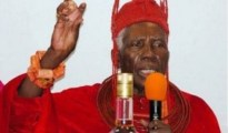 HRM, Ovie R.L. Ogbon, Ogoni-Oghoro I, the Ohworode of Olomu Kingdom