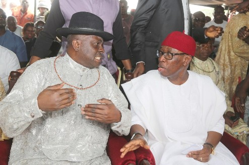 2019: My Stand On Okowa's Re-Election Remains Unchanged – Ibori