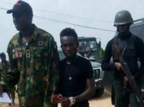 Arrested Notorious N'Delta Militant Kingpin, Karowei Dies In JTF Custody