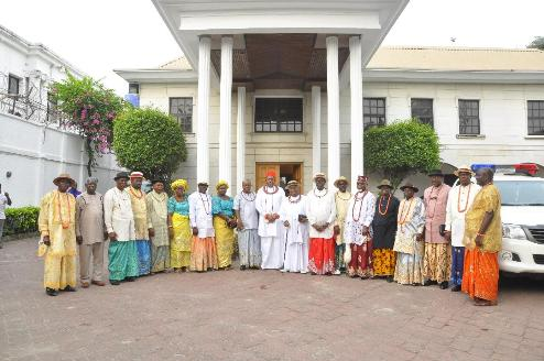 How Olorogun Moses Taiga Finally Resolves UPU-UK Leadership Crisis (PHOTOS)