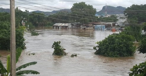 Three People Die In Asaba Flood