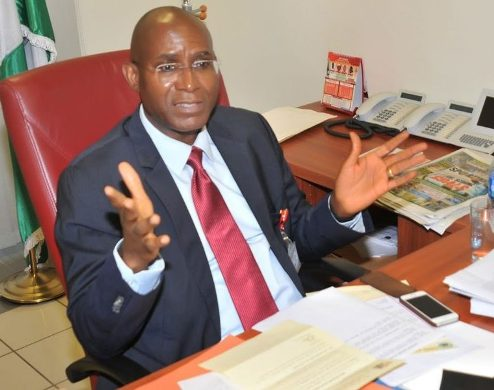Saraki Must Step Down-Omo-Agege