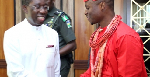 Ijaw Monarch Hails Okowa Developmental Stride In Kabowei Kingdom