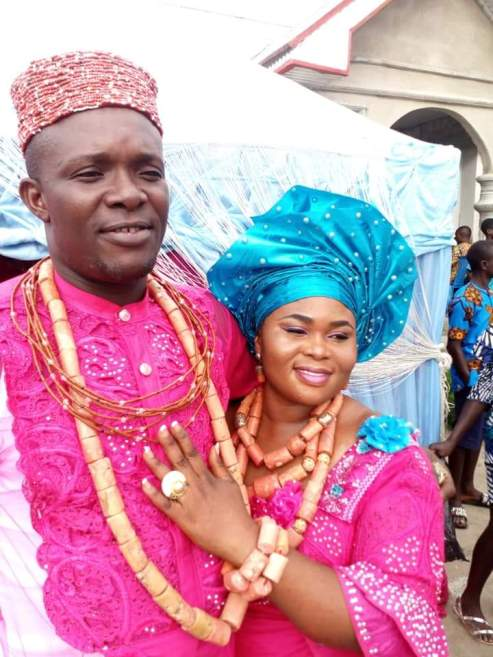 Odion'Rode Of Evwreni Kingdom Celebrates Marriage In Grand Style