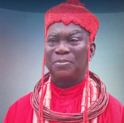 Delta Monarch, Ovie of Idjerhe Kingdom Passes On