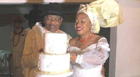 Delta  Billionaire Princess  Finds Love Again At 60, Remarries Heartthrob