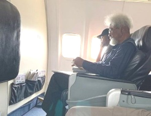 Onuesoke Faults Wole Soyinka On Plane Seat Saga