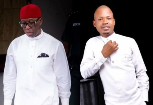 Onuesoke: Elevation Of   Ovie Success Is Symptom Of Several Okowa's Youths Empowerment Programme