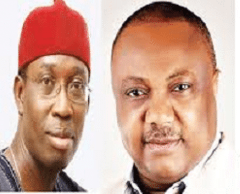 Delta Gov Election: Okowa, Ogboru's Camps Panic As Tribunal Reserves Judgment Till Further Notice