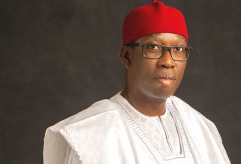 Okowa Appoints Daughter As Aide, Says He Has No Apologies Over Her Appointment