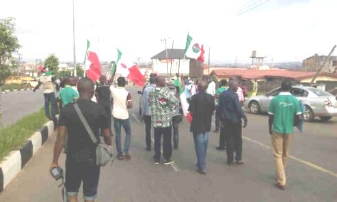 Delta: NLC Shuts Asaba Offices, Schools Over Non-Implementation Of Minimum Wage